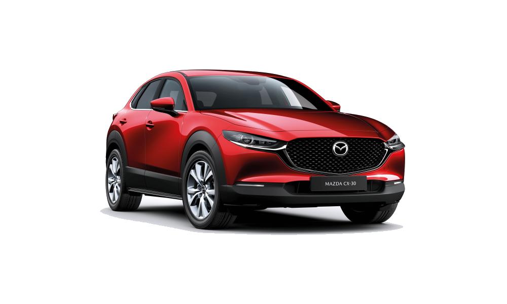 Bild von Mazda CX30
