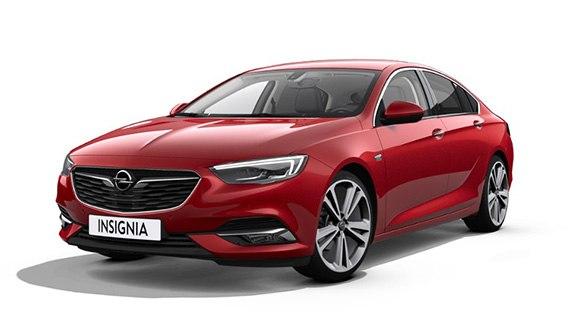 Bild von Opel Insignia Grand Sport