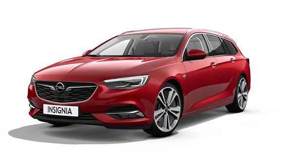 Bild von Opel Insignia Sports Tourer