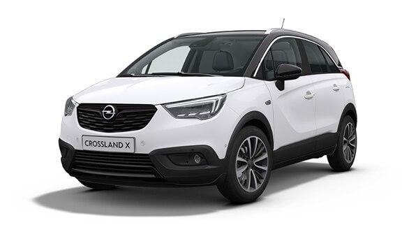 Bild von Opel Crossland X
