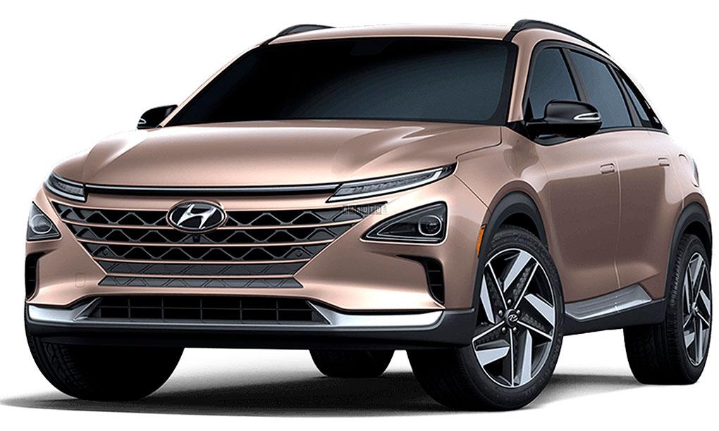 Bild von Hyundai NEXO