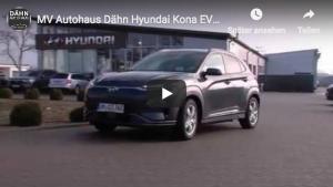 Hyundai Kona Elektro Kompakt-SUV