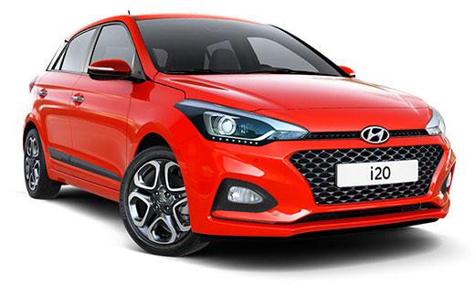 Bild von Hyundai i20