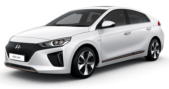 Bild von Hyundai IONIQ Plug-in-Hybrid