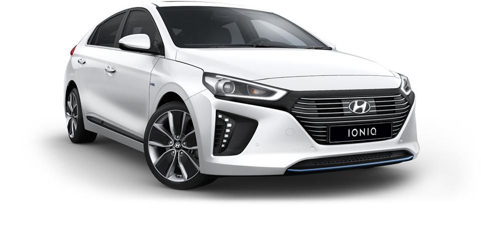 Bild von Hyundai IONIQ Hybrid