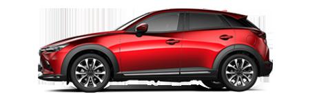 Bild von Mazda CX-3