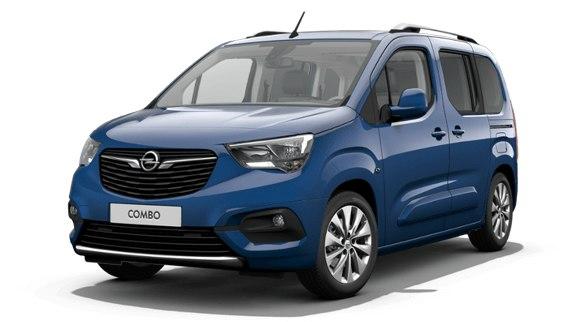 Bild von Opel Combo Life